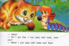 aline caterpillar and her friends