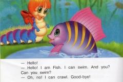 тексты на английском для детей
