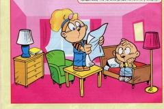 обзор детского журнала ириска