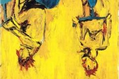 приобщение детей к миру живописи