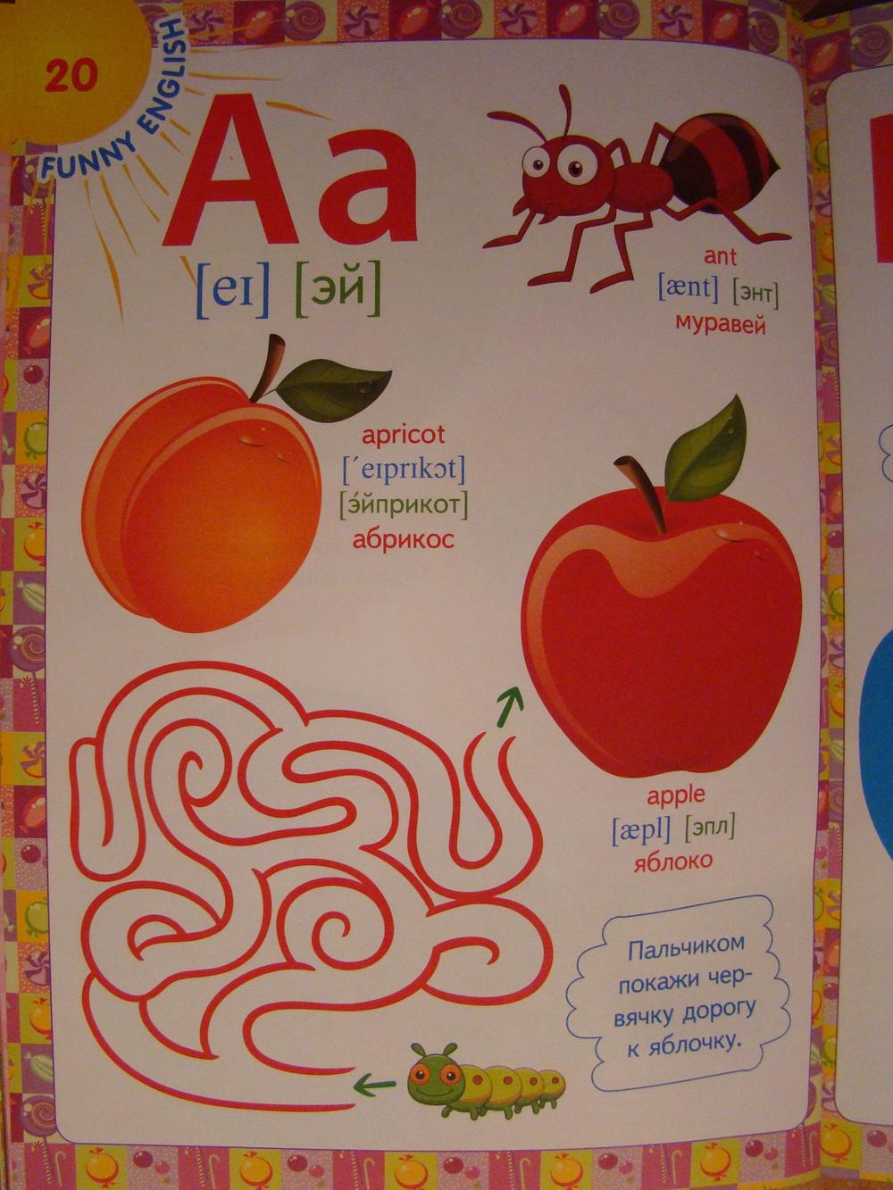 Начинающий английский для детей