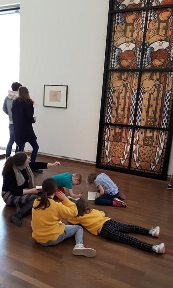 Детские игры искусство