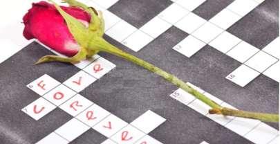 Кроссворд «День святого Валентина»