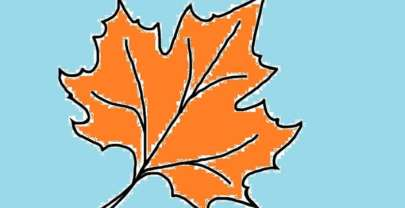 Кроссворд на тему «Осень» с ответами