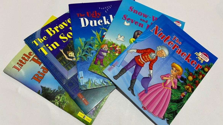 Первые книги на английском для детей