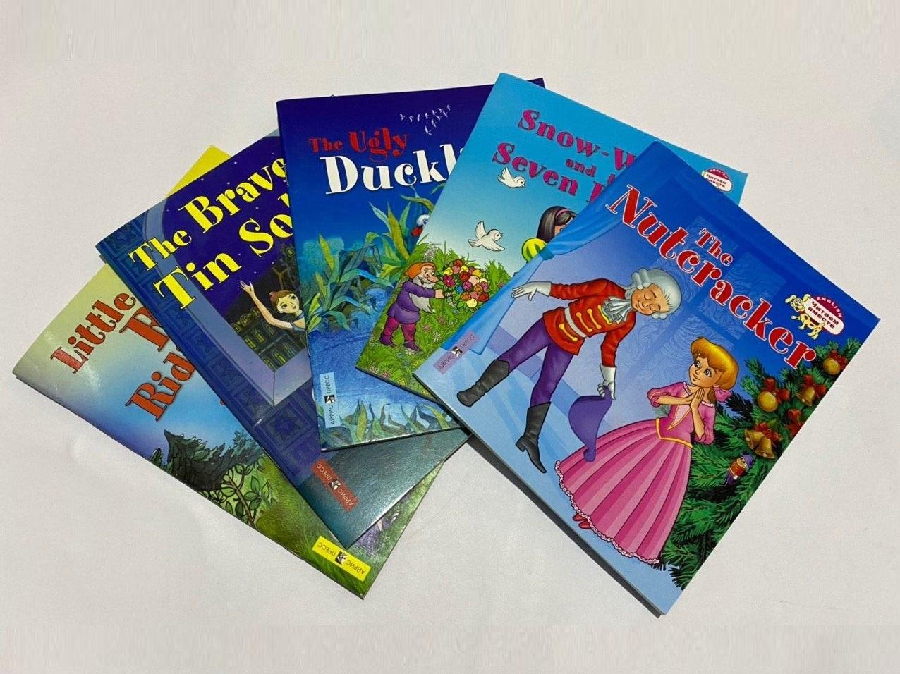 Детские книги на английском языке: серия «Читаем вместе»